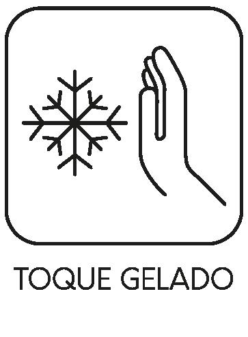 toque gelado